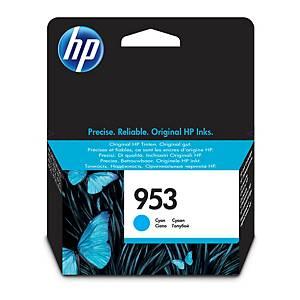 HP 953 Cyan Original Ink Cartridge (F6U12AE)