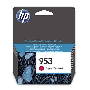 Blækpatron HP 953 F6U13AE, 700 sider, magenta