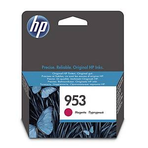 Bläckpatron HP 953 F6U13AE, 700 sidor, magenta