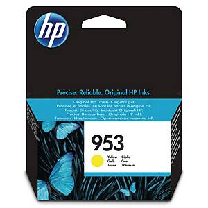 HP 953 Yellow Original Ink Cartridge (F6U14AE)