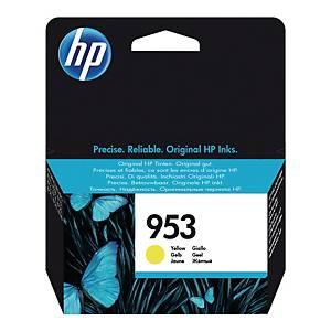 HP 953 Yellow Original Ink Cartridge (F6U14AE)