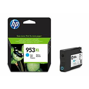 Cartuccia inkjet HP F6U16AE N.953XL 1600 pag ciano