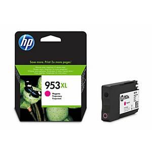 HP 953XL (F6U17AE) inkt cartridge, magenta, hoge capaciteit