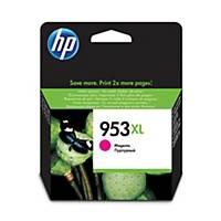 HP inkoustová kazeta 953XL (F6U17AE), magenta