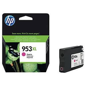 Cartouche d encre HP 953XL - F6U17AE - magenta