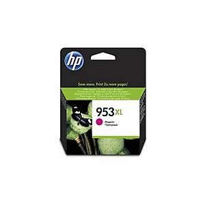 cartucho de tinta HP 953XL - F6U17AE - magenta