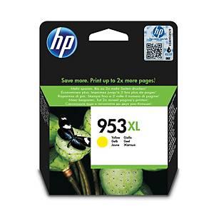 HP Tintenpatrone 953XL (F6U18AE) gelb