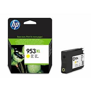 Cartuccia inkjet HP F6U18AE N.953XL 1600 pag giallo