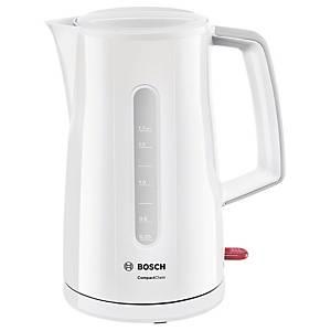 Elkedel Bosch TWK3A011, 1,7 L, hvid