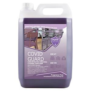 Covid Guard Virucidal Fragrance Free Concentrate 5L