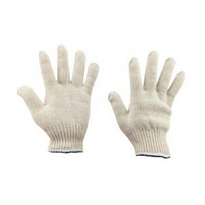 PK10 WONCHANG COTTON GLOVE 50G BLUE LINE