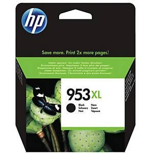 Cart. D encre HP No. 953XL (L0S70AE) pour env. 2'000 p., noir