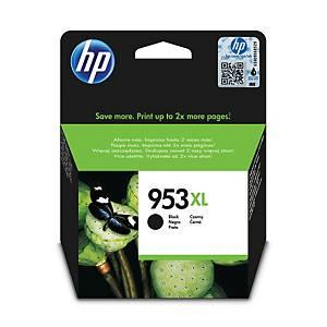 HP inkoustová kazeta 953XL (L0S70AE), černá