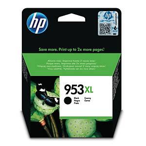 HP 953XL L0S70AE mustesuihkupatruuna musta