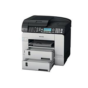 LPS Ricoh SG3100SFNW starter kit printer