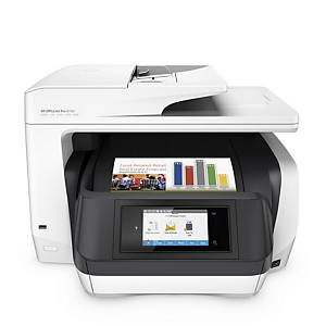 InkJet Drucker HP OfficeJet Pro 8720, Blattformat A4, Tintenstrahl farbig