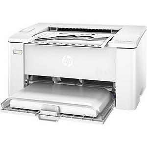 Impresora láser HP láserJet Pro M102w - monocromo