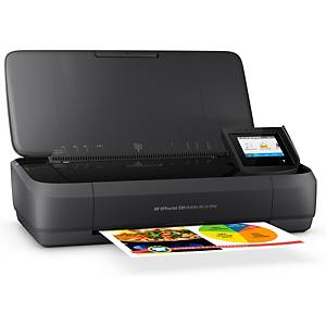 HP CZ992A OfficeJet 250 all-in-one imprimante mobile