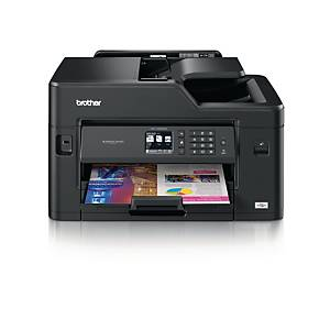 Brother MFC-J5330DW 4-in-1 A3 kleuren inkjet printer, Wifi & LAN, Nederland