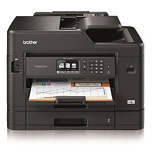 Multifunktions Center Brother MFC-J5730DW, Blattformat A3/A4/A5, InkJet farbig