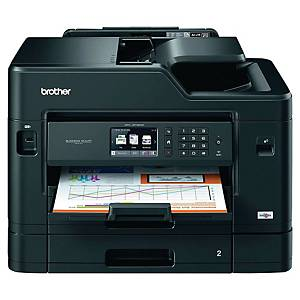 Multifunction Centre Brother MFC-J5730DW, sheet size A3/A4/A5, InkJet clrd