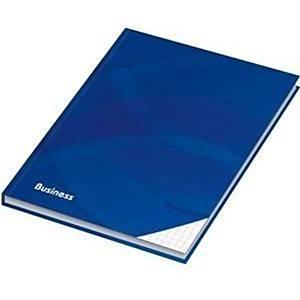 Geschäftsbuch RNK 46468, A5, kariert, 96 Blatt