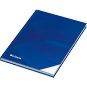 Geschäftsbuch RNK 46499, A4, kariert, 96 Blatt