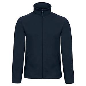 B&C SOFTSHELL JACKET BLUE NAVY L