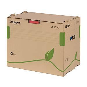 ESSELTE ECO Archivcontainer für Standardordner 10 Stück