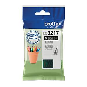 BROTHER LC3217BK INKJET CARTRIDGE BLACK