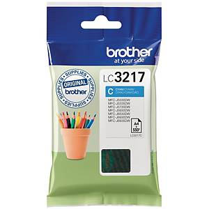 Brother LC-3217C Ink Cartridge Cyan