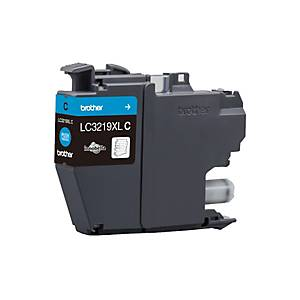 BROTHER LC3219XLC INKJET CARTRDIGE XL CYAN