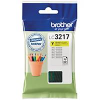 Brother LC-3217Y Ink Cartridge Yellow