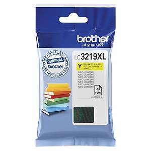 Cartouche d encre Brother LC3219XL Y - jaune