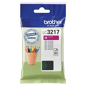 Cartouche d encre Brother LC3217M - magenta