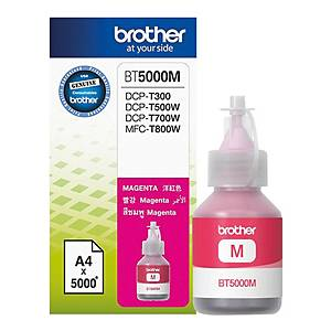 BROTHER BT-5000M ORIGINAL INKJET TANK MAGENTA