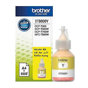 BROTHER BT-5000Y ORIGINAL INKJET TANK YELLOW