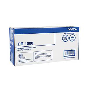 BROTHER DR-1000 (DRUM) ORIGINAL LASER CARTRIDGE BLACK