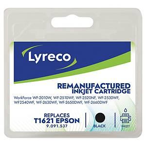 Cartuccia inkjet Lyreco compatibile con Epson T1621 451E016201 175 pag nero