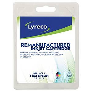 Lyreco compatibele Epson inktcartridge T162 BCMY