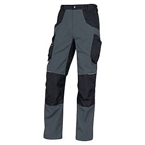 DELTAPLUS M5PA2 TROUSERS GREY/BLACK XXL