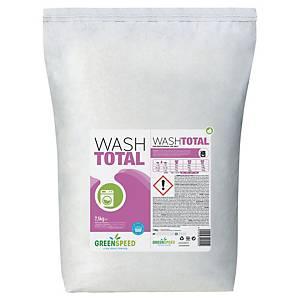 Polvo de lavado Greenspeed Wash Total - 7,5kg