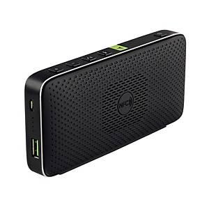 Leitz hordozható Bluetooth hangszóró, kapacitás: 2600 mAh, méret: 150x70x24 mm