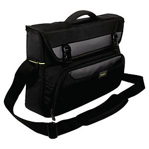 Targus City Gear messenger bag voor laptops van 15-17 inch, zwart