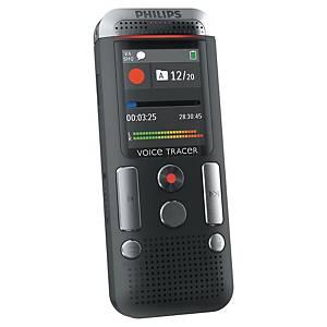 Diktafon Philips DVT2510 Digital Voice Tracer Notetaker