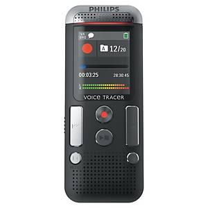 Diktiergerät Philips DVT 2710, Digital Pocket Memo, 8GB Speicher, 45x113x20