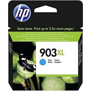 HP 903XL (T6M03AE) inkt cartridge, cyaan, hoge capaciteit
