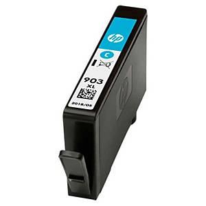 Cart. D encre HP No. 903XL (T6M03AE) pour env. 825 p., cyan
