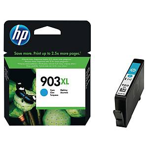 Cartouche d encre HP 903XL - T6M03AE - cyan
