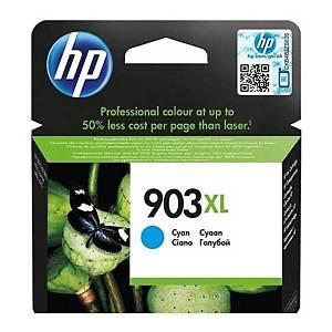 Cartuccia inkjet HP T6M03AE N.903XL 825 pag ciano